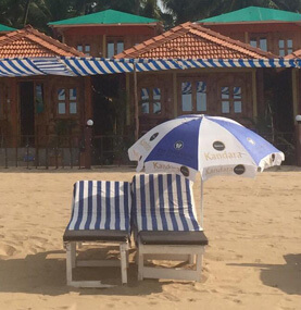 Agonda Beach Resorts