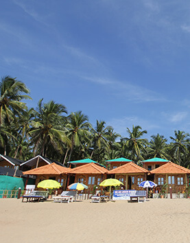 Agonda Sea View Huts
