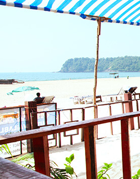 Beach View of Agonda Goa