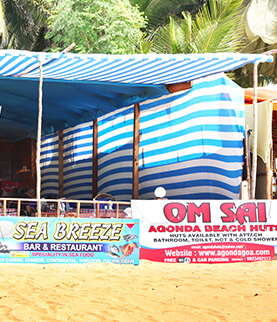 Om Sai Beach Hut